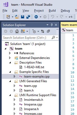 C++ XSD Code Generator Quick Intro